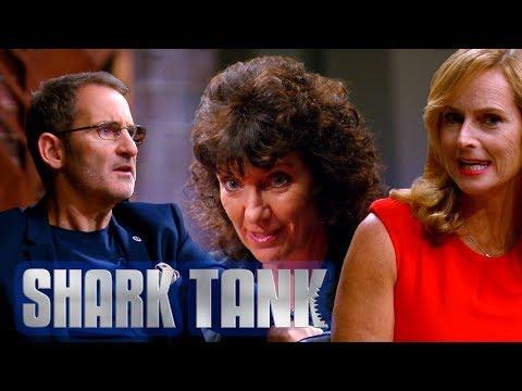 Xem Businesswoman Causes A Sharknado In The Tank | Shark Tank AUS