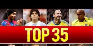 Video Top 35 Legendary Goals In Football History