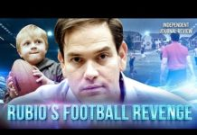 Video How To Get Revenge With A Football by Marco Rubio
