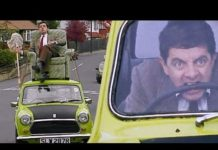 Xem Drive BEAN drive! | Funny Clips | Mr Bean Official