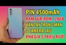 Xem Điện thoại Pin 4500mAh, RAM 6GB/ROM 128GB PHÁ GIÁ 5 TRIỆU RƯỠI – Vivo S1