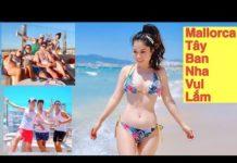 Làm Gì Ở MALLORCA? Tắm Biển, Ăn và Đi Chơi – Du Lịch TÂY BAN NHA – MAY BELLA Vlog 139