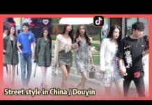 Xem 【抖音】TikTok Trung Quốc ❤️ Thời trang đường phố Trung Quốc #14 – Street style in China 🇨🇳
