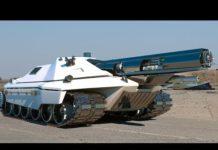 10 Chiếc Xe Tăng Trang Bị Công Nghệ Tối Tân Nhất Thế Giới