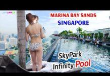 Trải nghiệm Hồ Bơi Vô Cực cao nhất thế giới ▶ DU LỊCH SINGAPORE