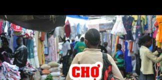 Du Lịch Campuchia #4 Chợ Sài Gòn ở Thủ Đô Phnom Penh