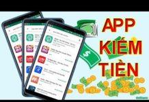 Xem Top 10 App kiếm tiền trên điện thoại tốt nhất 2019