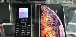 """Xem Khương Dừa bấm bụng đổi điện thoại """"cùi bắp"""" lấy Iphone XS Max"""