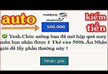 Xem Auto Xem Video Kiếm Tiền Trên Điện Thoại   Cách Kiếm Tiền Online