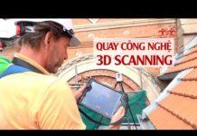 Trùng tu Nhà Thờ Đức Bà Sài Gòn: quay Công nghệ 3D Scanning