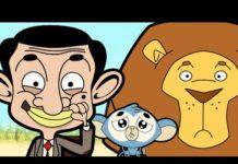 Xem Bean and the Lion (Mr Bean Cartoon) | Mr Bean Full Episodes | Mr Bean Official