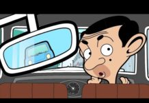Xem Watch Out Mr Bean! 🚙 | Funny Episodes | Mr Bean Cartoon World