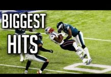 Video Biggest Hits In Football History || HD