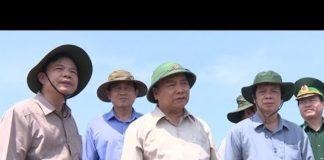 Thủ tướng yêu cầu áp dụng khoa học công nghệ để chống sạt lở một cách hiệu quả