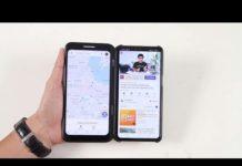 Xem Điện thoại 2 màn hình Snap 855 RẺ NHẤT THẾ GIỚI, bằng 1/10 giá Galaxy Fold
