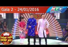 Xem HTV Thách thức danh hài Mùa 2   Tập 13 Full HD   Gala 2   TTDH 24/1/2016