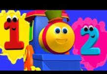 Xem Bob, xe lửa | cuộc phiêu lưu số lượng | video cho trẻ em