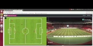 Video Football Analytics through a Stream Processing Lens