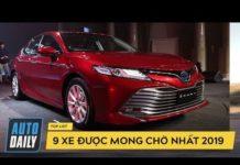 Xem Top 9 mẫu ôtô được mong chờ nhất tại Việt Nam năm 2019  AUTODAILY.VN 
