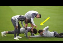 View Funny Moments in Training ● Salah, Mbappe, Ronaldo