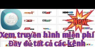 Xem GO IPTV app xem truyền hình miễn phí tốt nhất đặc biệt có kênh K+