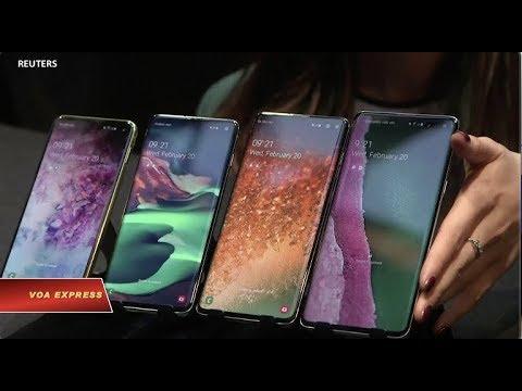 Xem Samsung ngưng sản xuất điện thoại di động ở Trung Quốc (VOA)