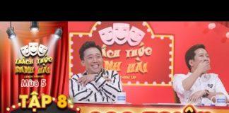Xem Thách thức danh hài 5 | Trailer tập 8: Lộ diện người thứ 2 ẳm 100 triệu từ Trường Giang, Trấn Thành?