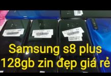 Xem Điện thoại cũ đẹp như mới,samsung s8+ cấu hình cao chất lượng giá rẻ.ngày 4-10-2019