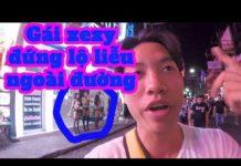 Du Lịch Thái Lan – RỬA MẮT bởi con đường PHỐ ĐÈN ĐỎ- Có nên thử đi Gái ở đây không? – Hiếu Channel