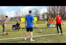 Video OBSTACLE COURSE FOOTBALL CHALLENGE