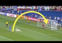 Video 10 Unforgettable PANENKA Penalty in Football