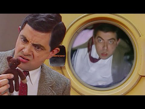 Xem Washing Bean  | Mr Bean Full Episodes | Mr Bean Official