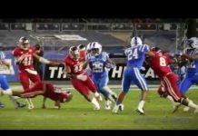 Video DUKE FOOTBALL :: Pinstripe Bowl Recap