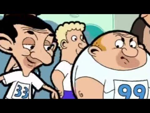 Xem A Running Battle   Full Episode   Mr. Bean Official Cartoon
