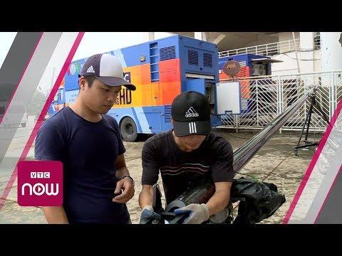 VOV/VTC cung cấp công nghệ mới cho trận Việt Nam Malaysia