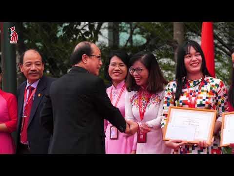 Lễ khai giảng & tốt nghiệp 2019 – Trường Đại học Công nghệ Đồng Nai