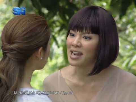 Xem Xem phim Lửa Hận Hóa Yêu Thương tập 28 VietSub + Thuyết minh phim Thái Lan