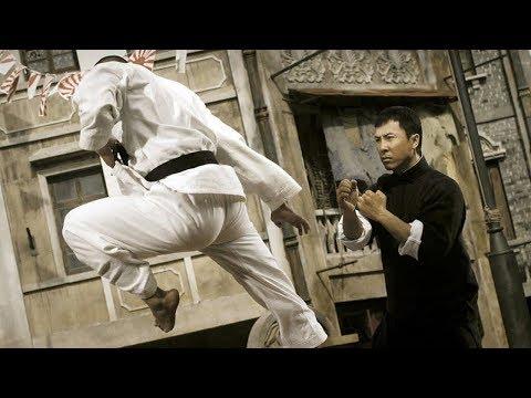 Xem CHUNG TỬ ĐƠN Vs 10 VÕ SĨ NHẬT  – Phim Võ Thuật KungFu Diệp Vấn – 1 Chọi 10 Mình Anh Chấp Tất