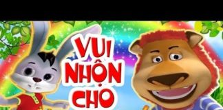 Xem Nhạc Thiếu Nhi Sôi Động Cho Bé ♫ Lu và Bun Phim Hoạt Hình Vui Nhộn 2019 – Chú Ếch Con, Đàn Gà Con ♫