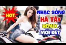 Xem LK Nhạc Sống Hà Tây Remix Căng Đét 2020 Hay Quá Bà Con Ơi | Nhạc Sống Thôn Quê Bolero Remix