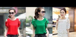 Xem Áo sơ mi kiểu Hàn Quốc đẹp P1 | Xu hướng thời trang | Áo sơ mi mới nhất
