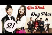 Xem Phim Hàn Quốc | Gia Đình Quý Phái Tập 21 | Phim Bộ Hàn Quốc Hay Nhất
