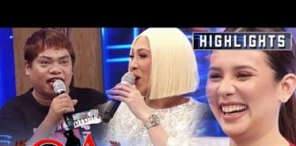 Xem Vice puts Didong and Karylle in the hot seat | It's Showtime Mr. Q and A