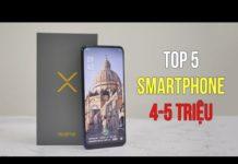Xem Top 5 điện thoại đáng mua nhất tầm giá 4 đến 5 triệu