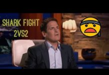 Xem Sharks Goes Into An INSANE Fight Over This Company – Shark Tank