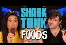 Xem Eating Shark Tank Foods! (Cheat Day)