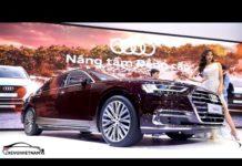 VMS2019 | Choáng váng với Audi A8L ngập tràn công nghệ