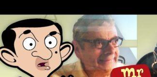 Xem Rowan Atkinson Voice Recording Session | Mr. Bean Official