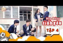 Xem Hợp Đồng Tình Yêu – Tập 4 – Phim Tình Cảm Học Đường | Ham School
