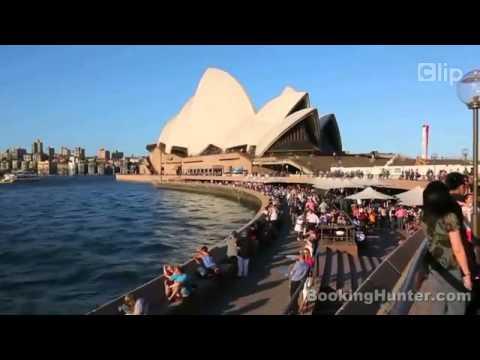 Du lịch Úc – Sydney, thành phố cảng tươi đẹp của Australia | Du lịch Hoàn Mỹ